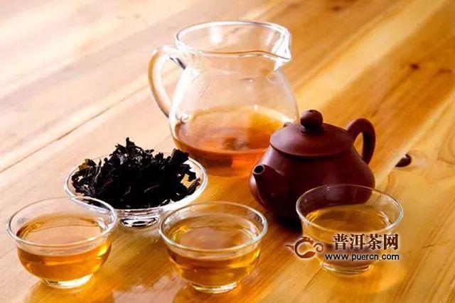 安化黑茶具备什么功效