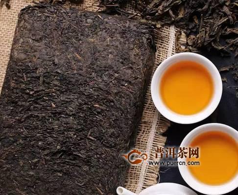 安化黑茶的功效及其相关副作用