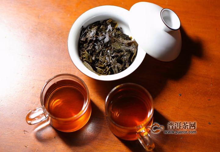 喝安化黑茶会不会解中药