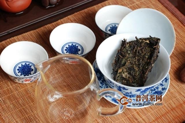 黑茶的投茶量放多少更好喝?