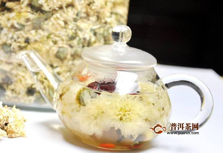 菊花茶的主要品种及其功效