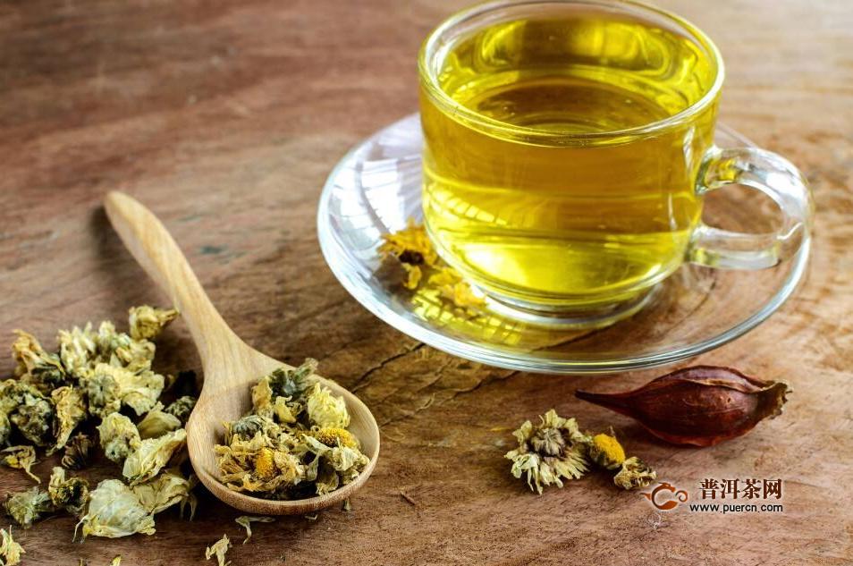 菊花茶所具备的减肥功效