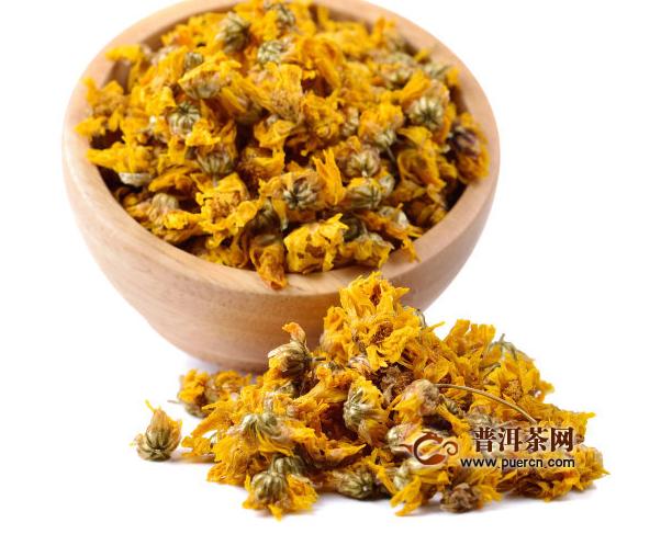 菊花枸杞茶所具备的功效与作用