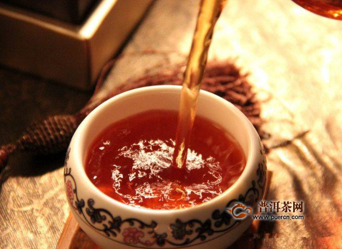 湖北老青茶的作用