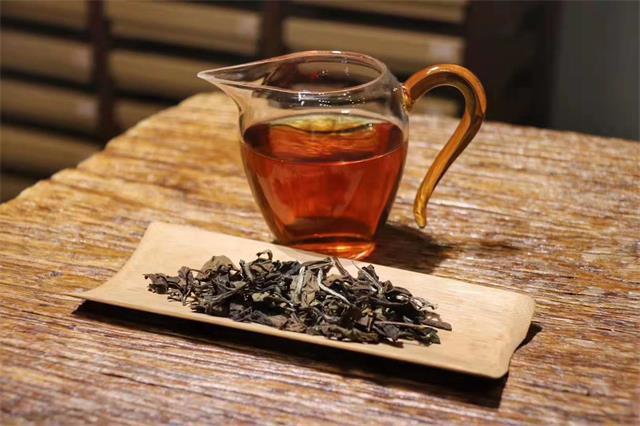 茶,平淡天真