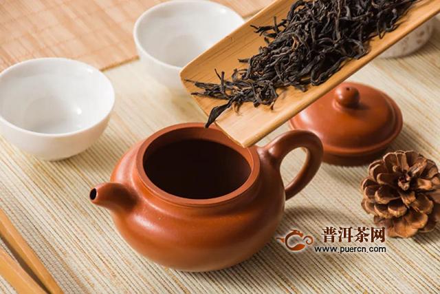 优质普洱茶给人的嗅觉享受!