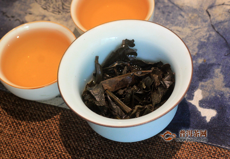 喝黑茶的副作用以及禁忌