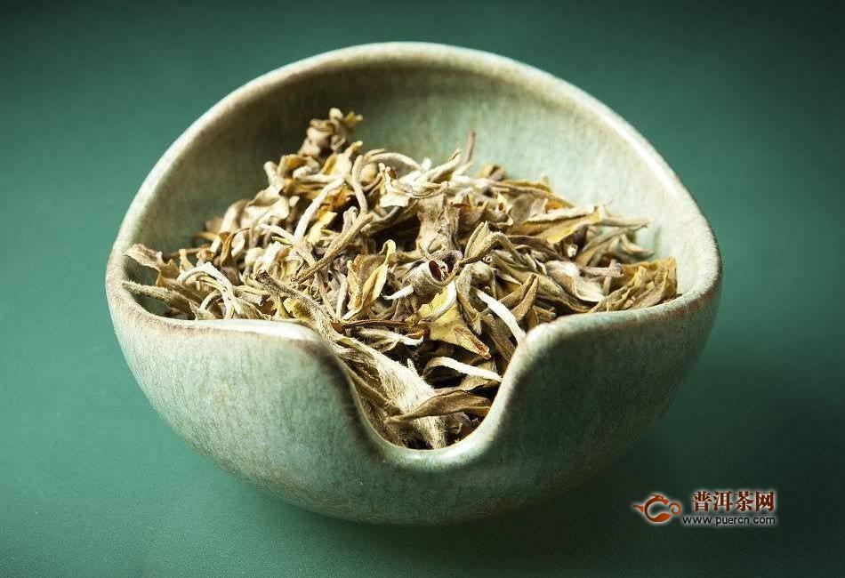白茶分为哪四种类型的茶叶