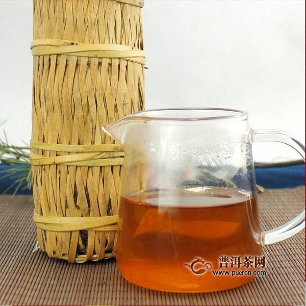 千两茶的正确饮用方法