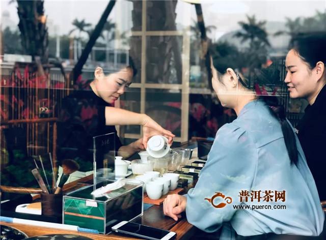 勐昌号:找到能一起喝茶的人,是件幸福的事儿