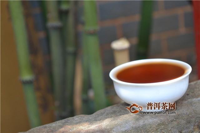 普洱熟茶存放一段时间后更好喝