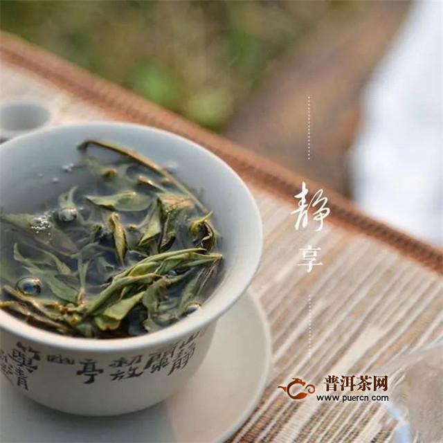 彩农茶:野生茶那点事