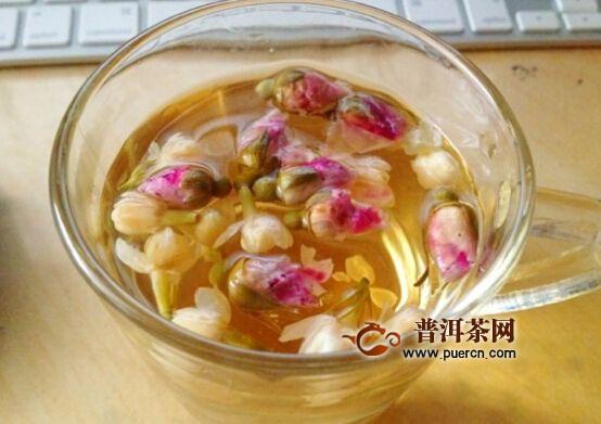 花茶简史!一文了解花茶(建议收藏)