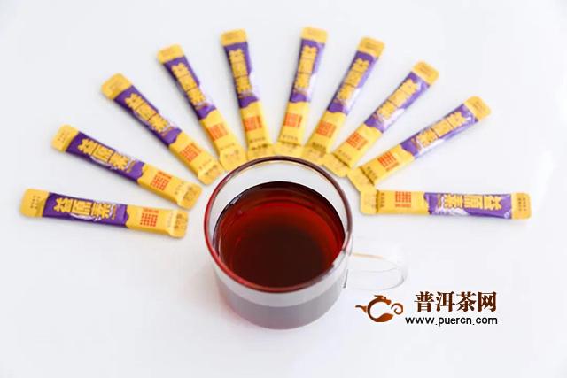 益原素茶晶新包装,精致小盒便携易带,健康就是这么简单!