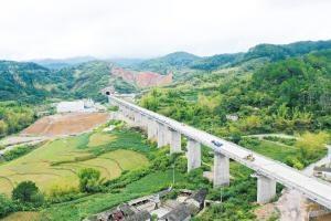 """中老铁路和平隧道贯通 普洱茶将""""坐火车""""畅销国内外"""