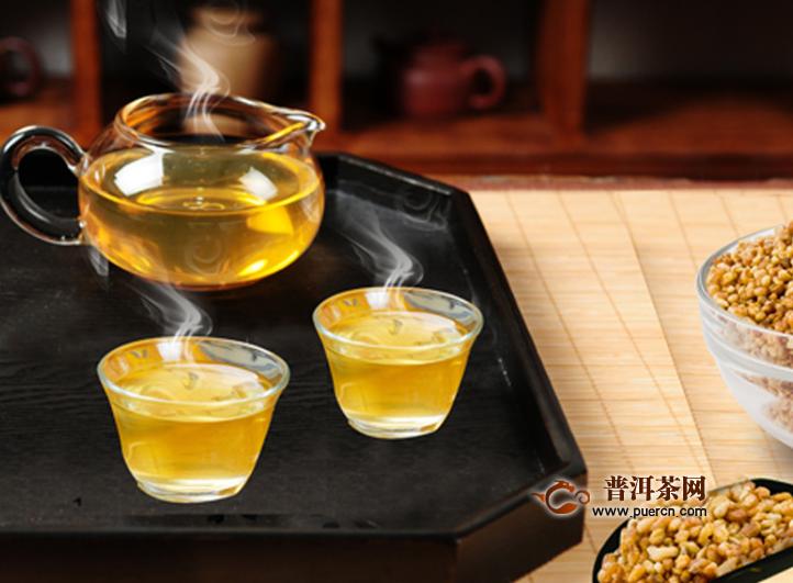 饮用苦荞茶的功效与作用以及相关禁忌