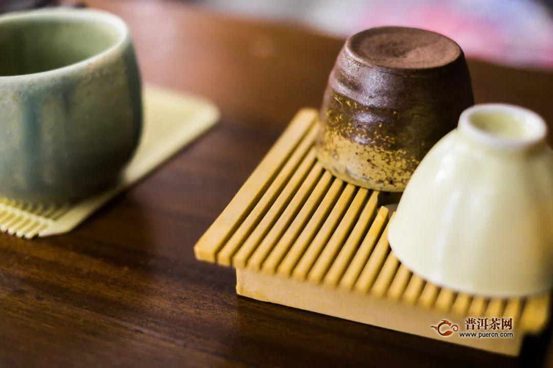 凤宁60s第20期:泡茶器具之品茗杯