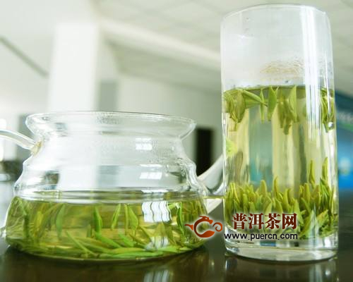 午子绿茶的传说