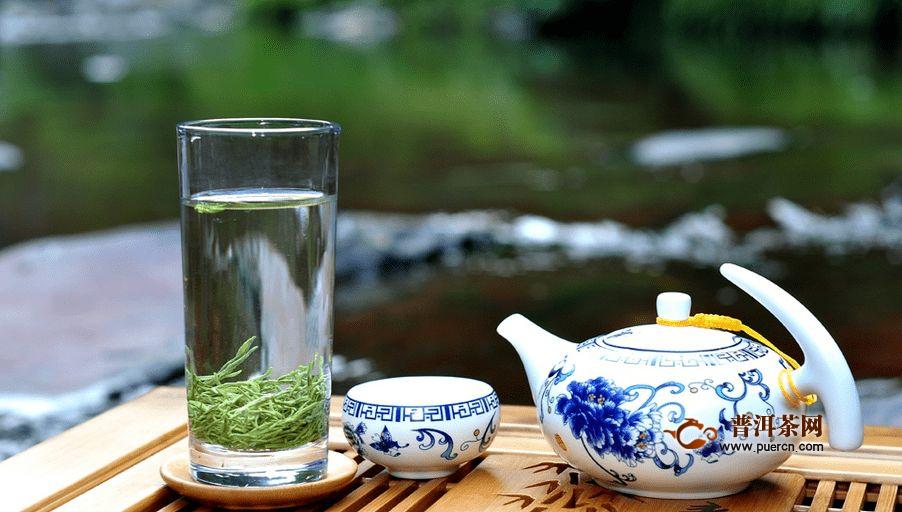 陕西三大名茶