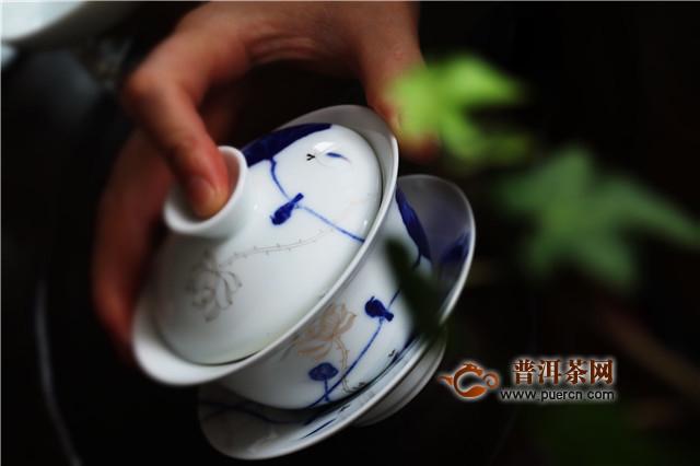 从一杯茶,开始一段故事