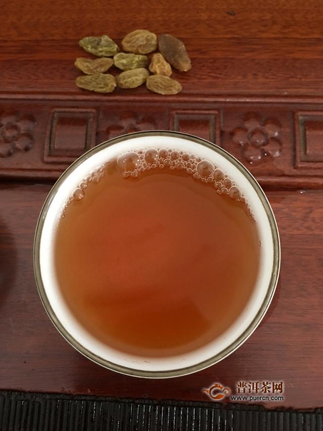 香甜顺滑无堆味:2019年洪普号雪藏熟茶
