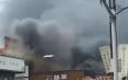 雷点不断,烈火袭击东莞万江茶叶市场