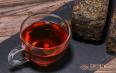 饮用黑茶调理月经的反应