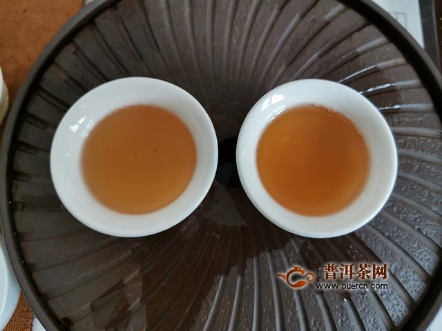清新淡雅,口粮经典:2014年下关沱茶绿盒甲级沱茶