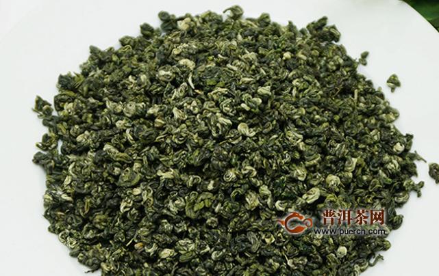 碧螺春绿茶有点酸酸的味道