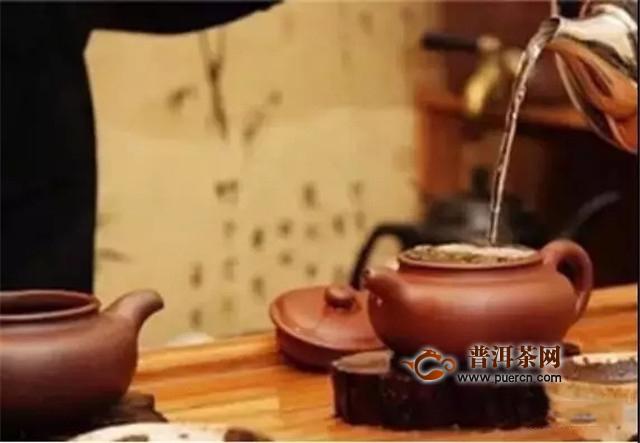 彩农茶:投茶量对于泡好一盏茶非常重要