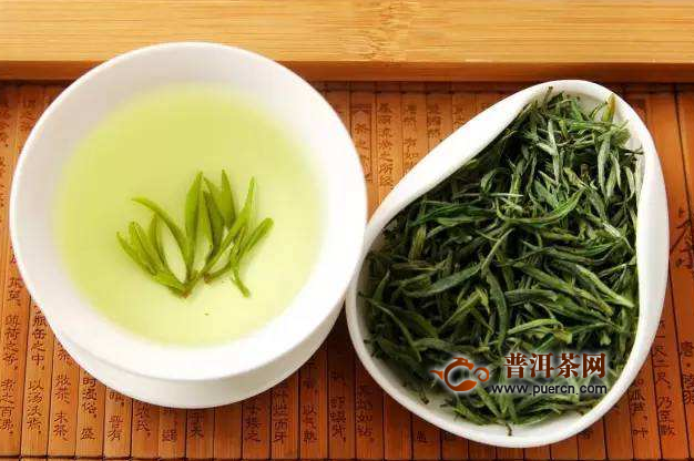 蒙顶甘露绿茶的基本介绍