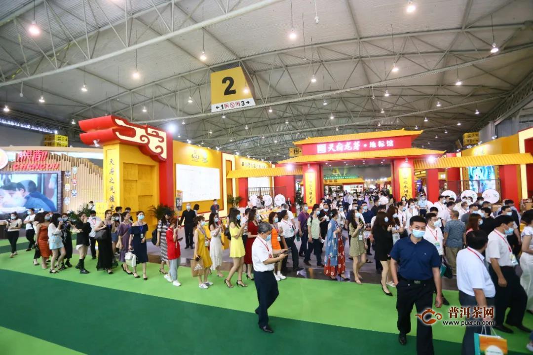 第九届四川国际茶博会在蓉开幕,上千家茶馆创纪录!