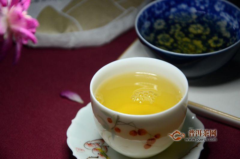 普洱茶回甘和回甜的区别