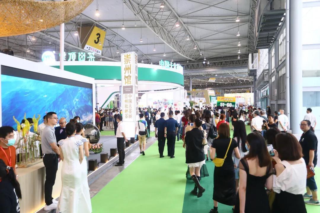 第九届四川茶博会成功举办,总成交10.35亿元