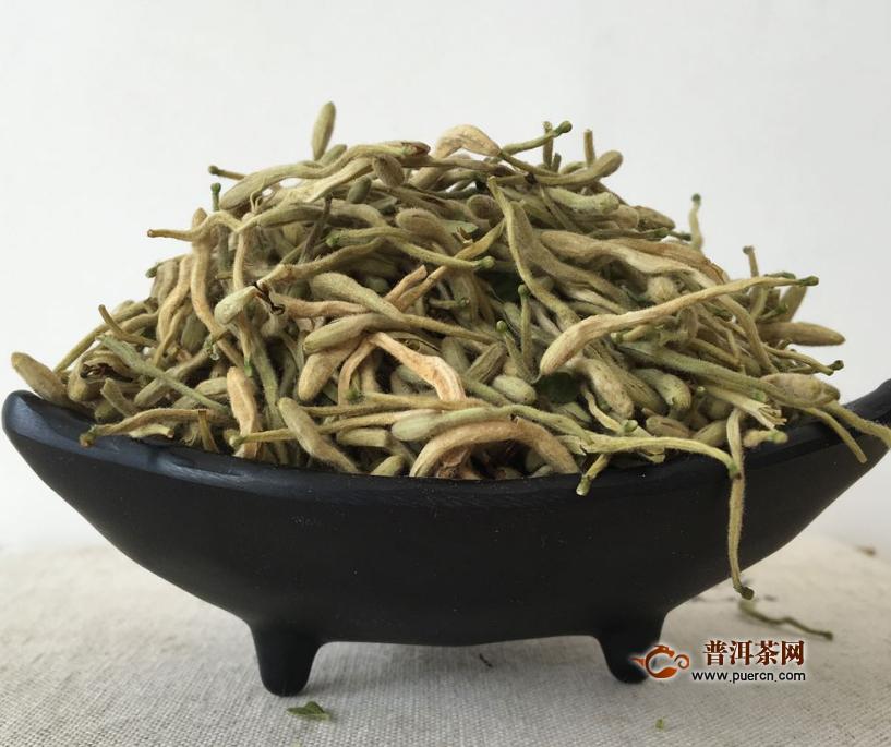金银花茶属于红茶还是绿茶