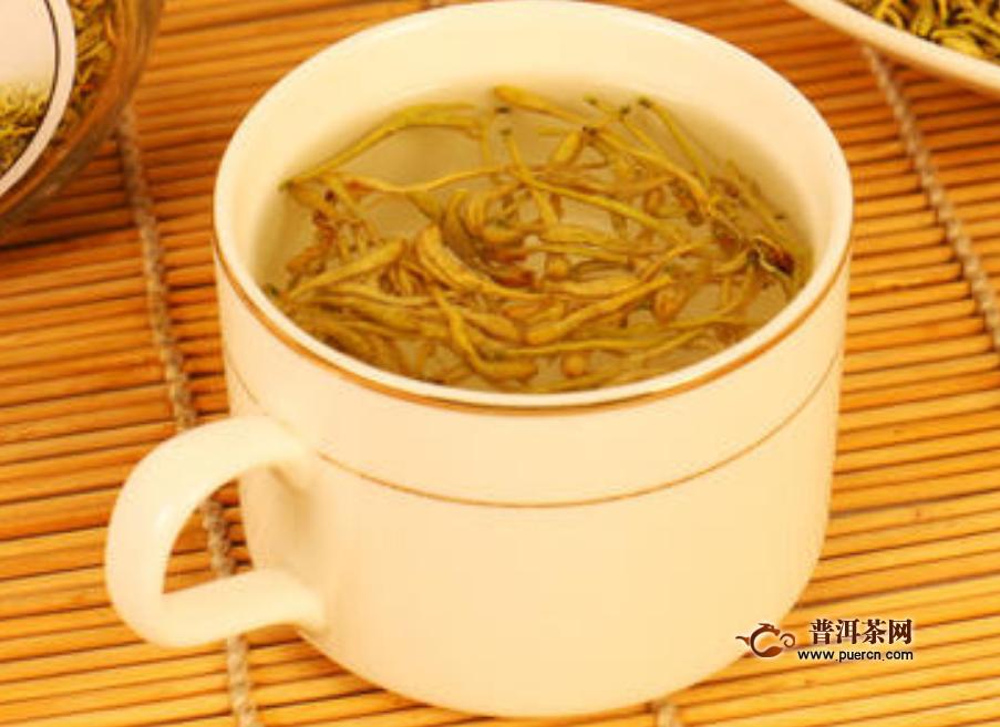 金银花茶品牌中哪个比较好