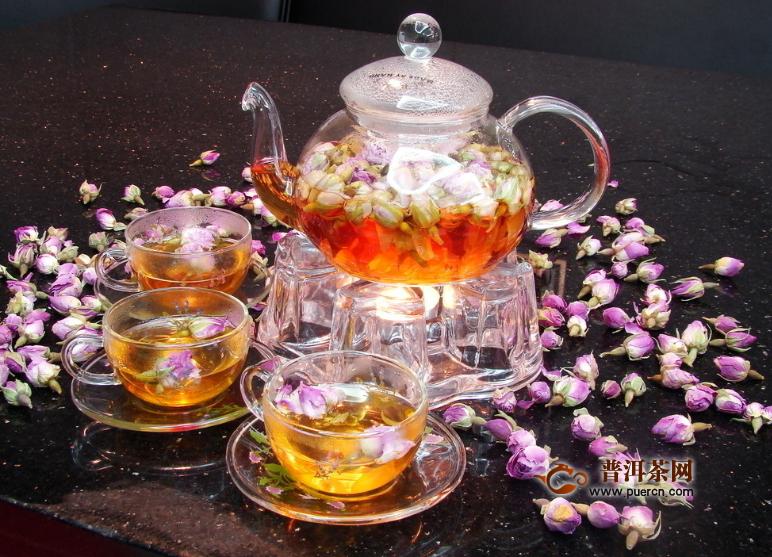 泡玫瑰花茶喝祛斑吗