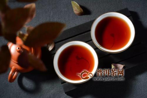 六堡茶的口味特点