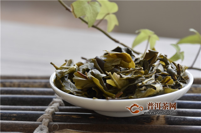 看普洱茶叶底也能辨别茶叶的好坏?