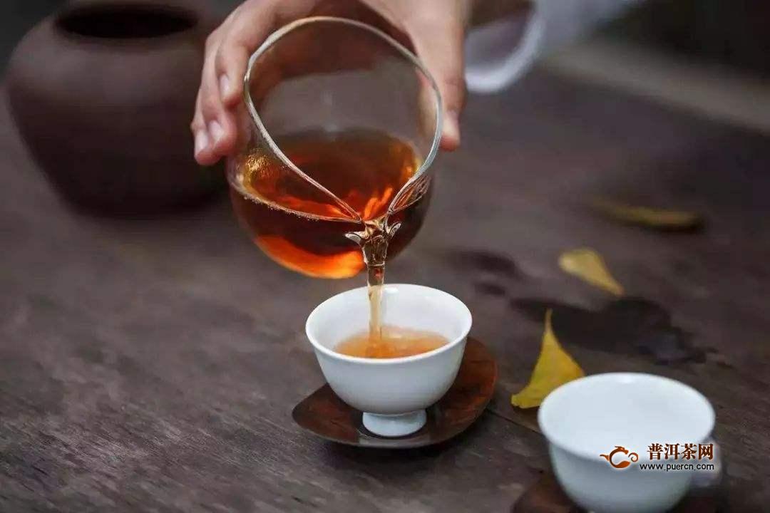 陈年六堡茶的功效