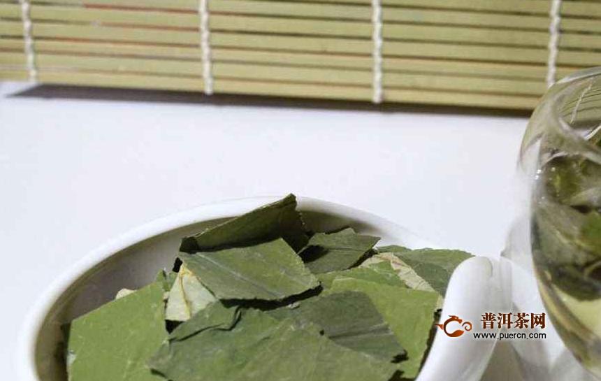 荷叶茶对身体的功效与禁忌