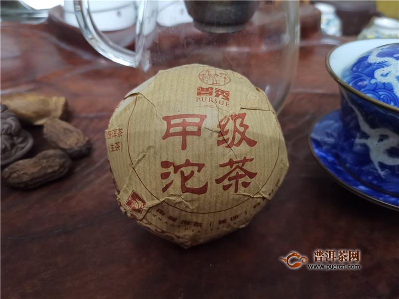 浓香绕口:2017年普秀 甲级沱茶 生茶试用评测报告