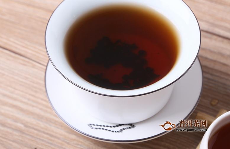 喝黑茶九大功效图片