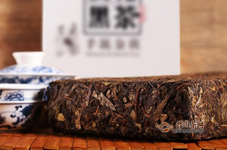 安化黑茶的功效与作用图片