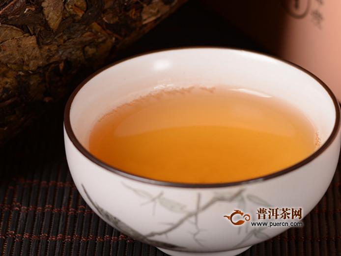适宜喝安化黑茶作用与好处