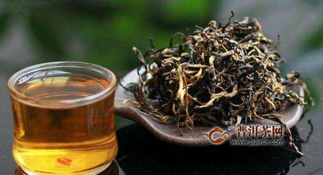 古树滇红茶价格