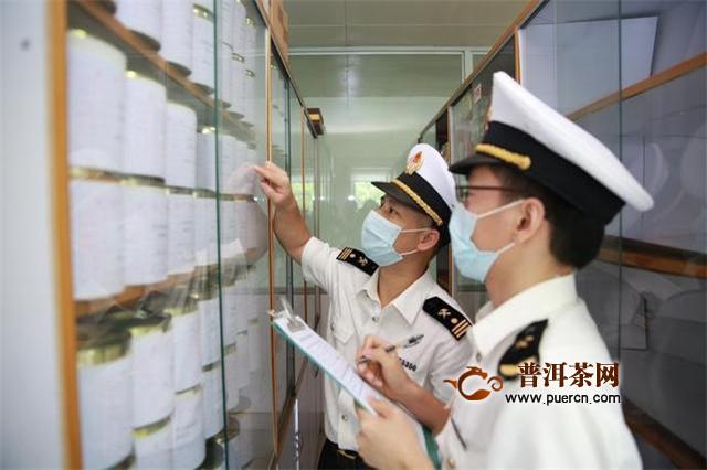 广州海关关区茶叶上半年共出口1136.7吨