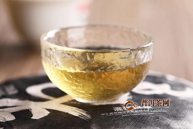 海湾茶业老同志2020年老生上市
