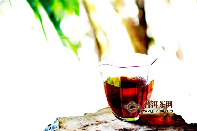 彩农茶:新发酵熟茶,放几年再喝