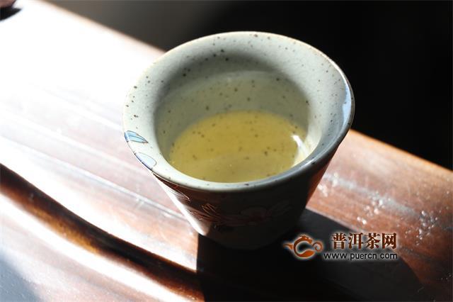 普洱茶投资分析:茶叶